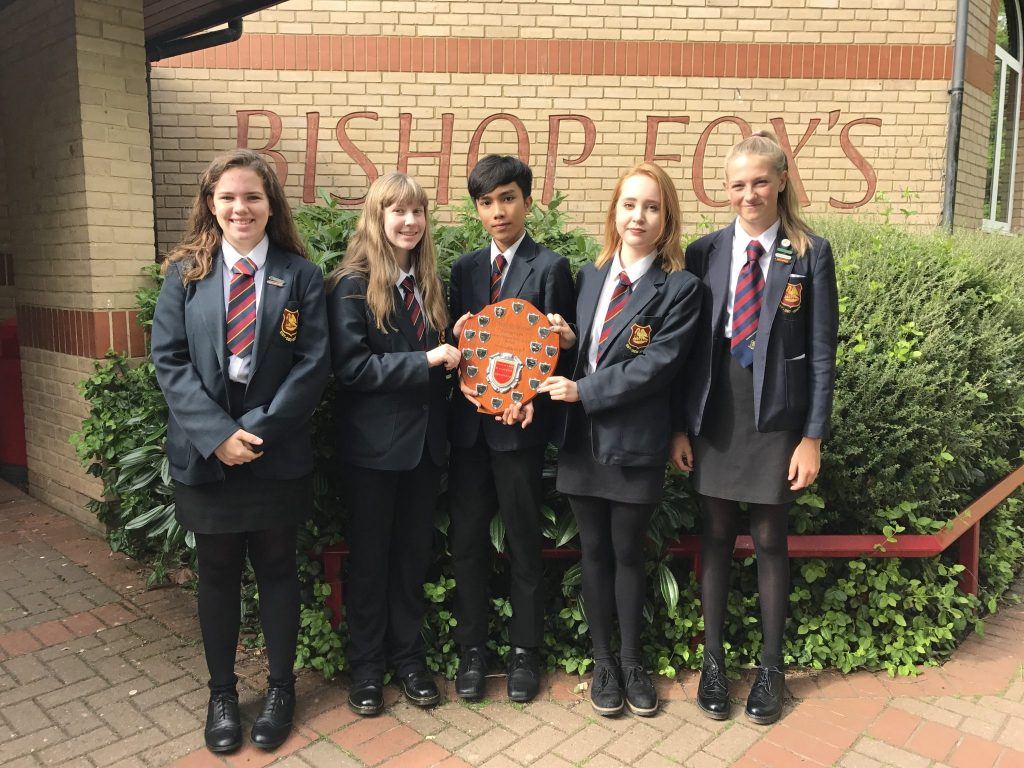 Business Challenge Winners