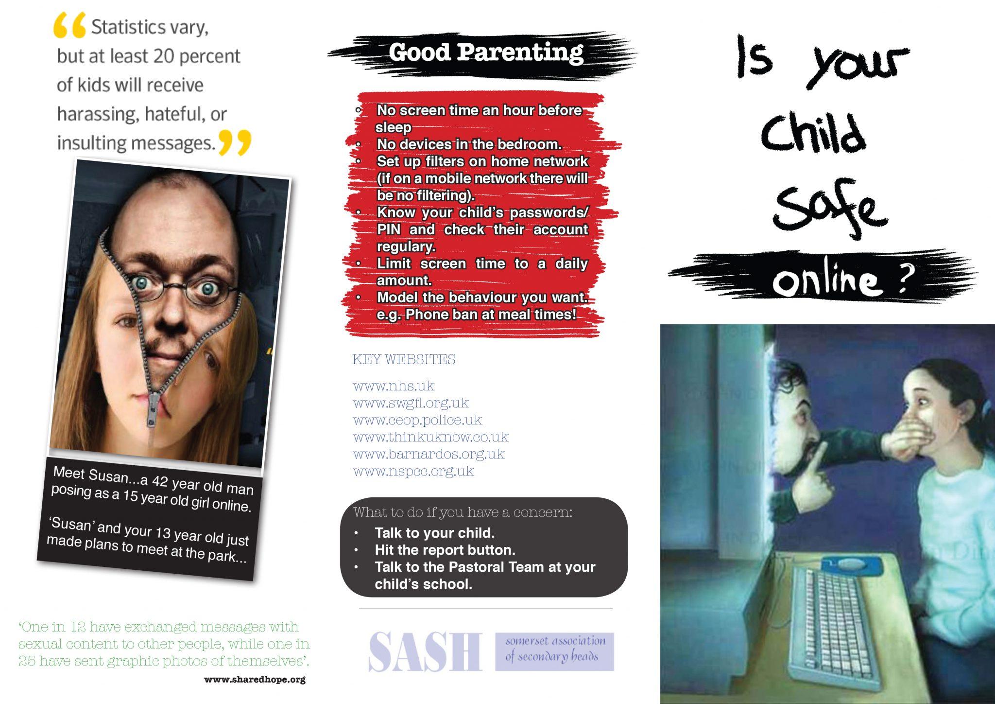 Online Safety - Bishop Fox's School