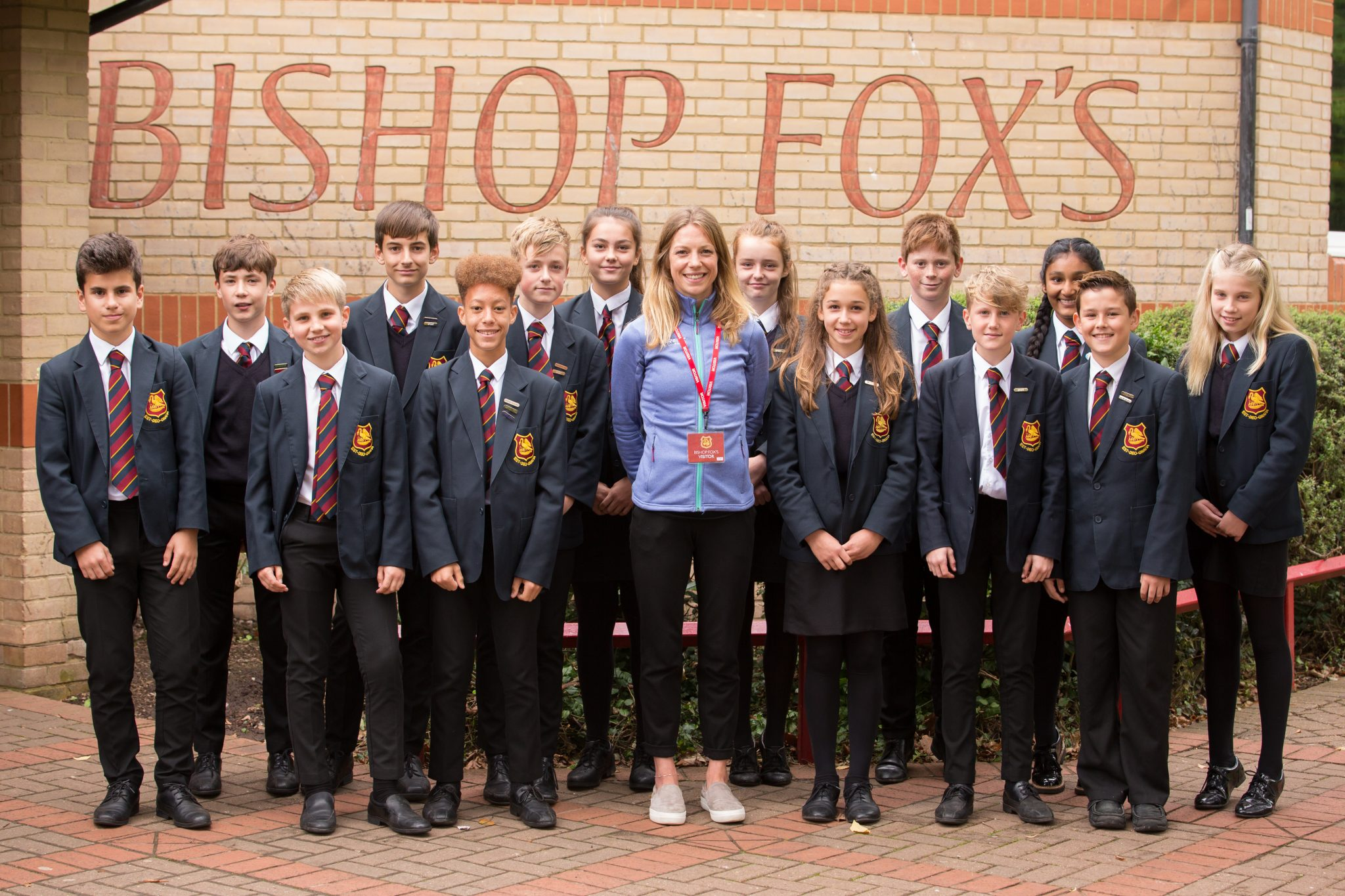 f7405d53e Holly Lawrence - 25/09/17 - Bishop Fox's School